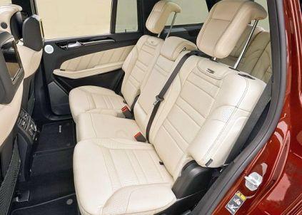 2014 Mercedes Benz GL63 AMG SUV 5