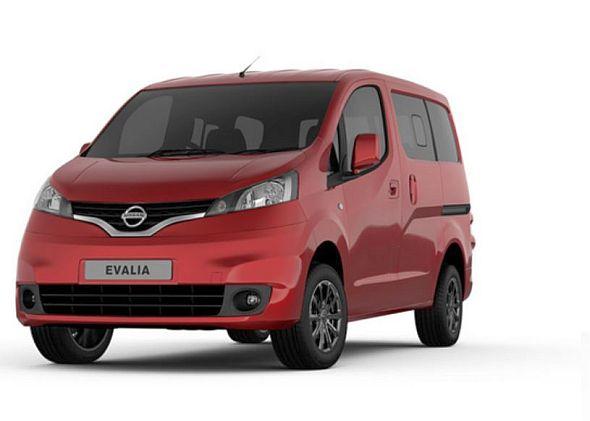 2014 Nissan Evalia MPV