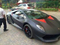 DC Lamborghini Sesto Elemento Replica 1