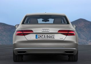 2014 Audi A8L Luxury Saloon 6