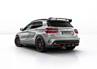 2015 Mercedes Benz GLA 45 AMG Crossover 3