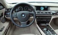 BMW 7 series ActiveHybrid interiors