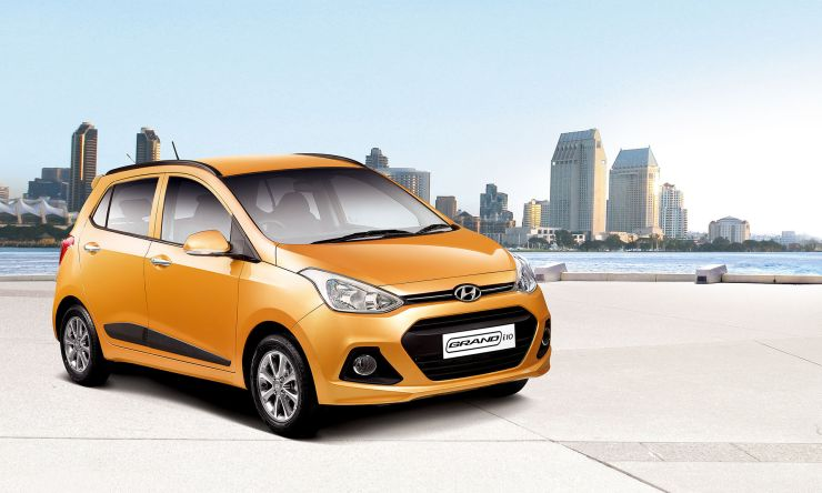 Hyundai Grand i10 LPG hatchback launched in India
