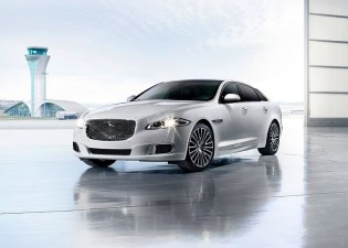 Jaguar XJ-L Luxury Saloon 1
