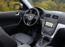 Skoda Yeti Facelift SUV 3