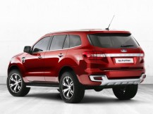 2015 Ford Endeavour SUV Concept 2