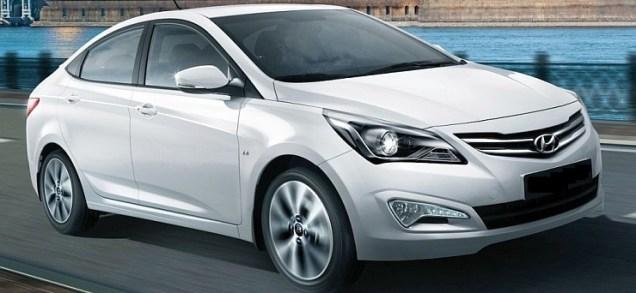 2015 Hyundai Verna Sedan Facelift 1