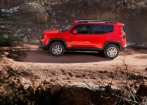 2015 Jeep Renegade SUV 4