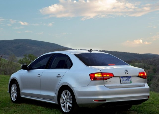 2015 Volkswagen Jetta Sedan Facelift 4