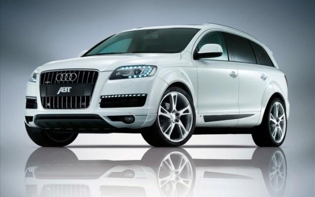 Audi Q7 Luxury Crossover Picture