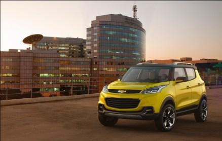 Chevrolet Adra Compact SUV Concept 5