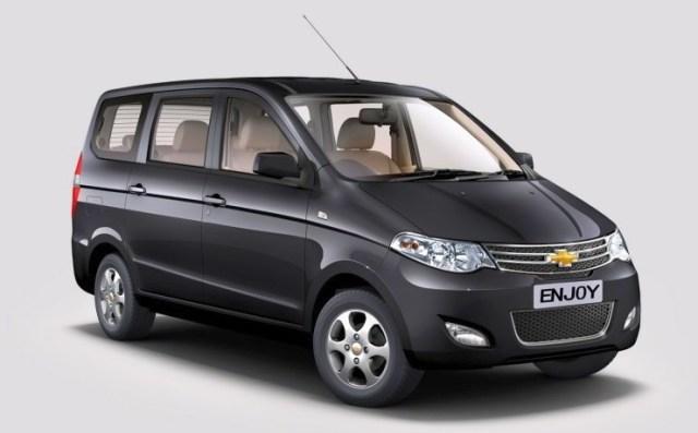 Chevrolet Enjoy MPV