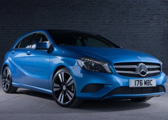 Mercedes Benz A-Class Luxury Hatchback Pic