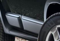 Renault Duster Flank Cladding