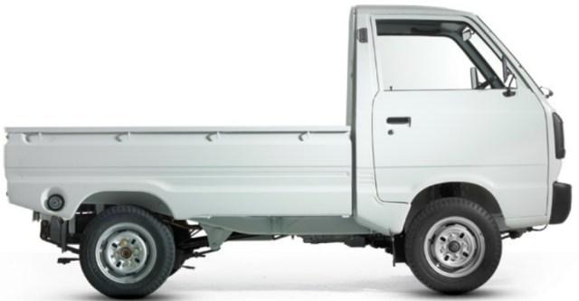 Suzuki Ravi Pick Up Truck, essentially a pick up truck version of the Omni Image
