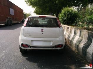 2014 Fiat Punto Evo 8