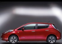 2014 Nissan Leaf Electric Car 2