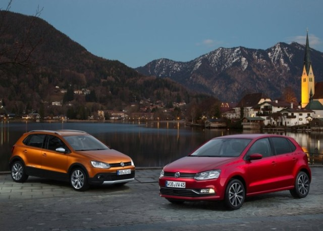 2014 Volkswagen Polo Facelift 6