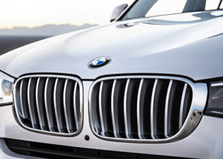 2015 BMW X3 SUV Facelift 8