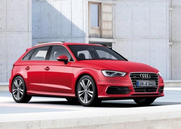 Audi A3 Hatchback S-Line 1