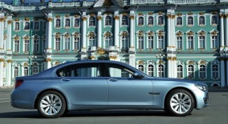 BMW 7 Series Active Hybrid 4