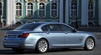 BMW 7 Series Active Hybrid 6