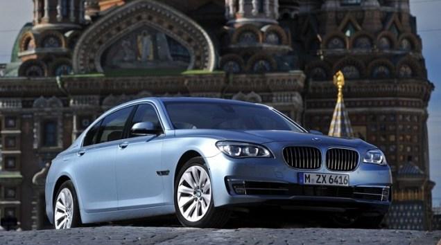 BMW 7 Series Active Hybrid 9