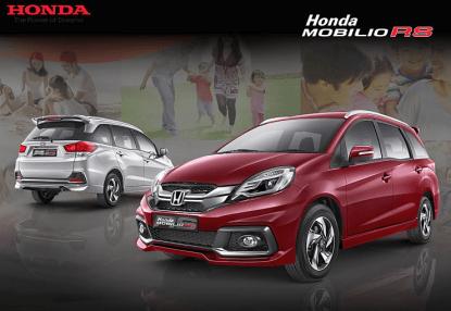 Honda Mobilio RS 1