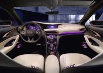 Infiniti Q30 Luxury Hatchback Concept 2