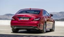 Mercedes Benz CLS 3