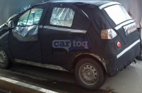 Tata Kite Side Profile Spy Pic
