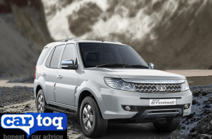 Tata Safari Storme SUV Refresh 2