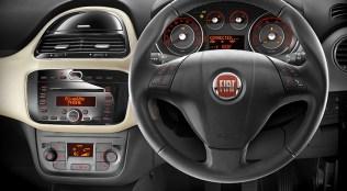 2014 Fiat Punto EVO 11
