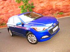 2014 Hyundai i20 Elite 4