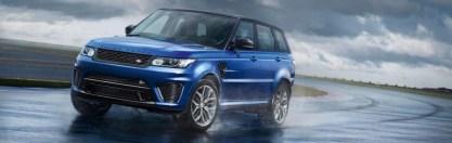2015 Range Rover Sport SVR SUV 7