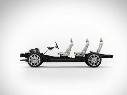 2015 Volvo XC90 SUV 1