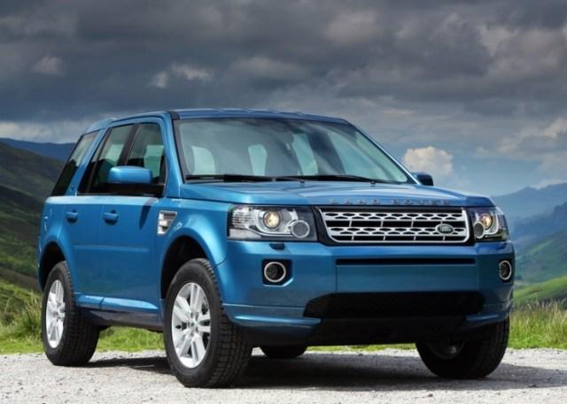 Land Rover Freelander2 SUV Photo