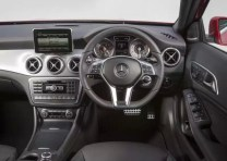2015 Mercedes Benz GLA Crossover 3