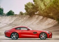 2016 Mercedes Benz AMG GT Sportscar 15