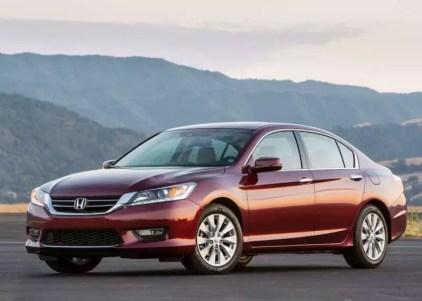 9th Generation Honda Accord Luxury Sedan 1