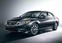 9th Generation Honda Accord Luxury Sedan 2