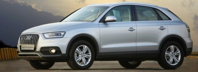 Audi Q3 Diesel Dynamic Edition Crossover 2