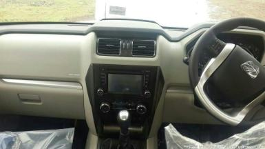 Mahindra Scorpio SUV Facelift Interiors 2