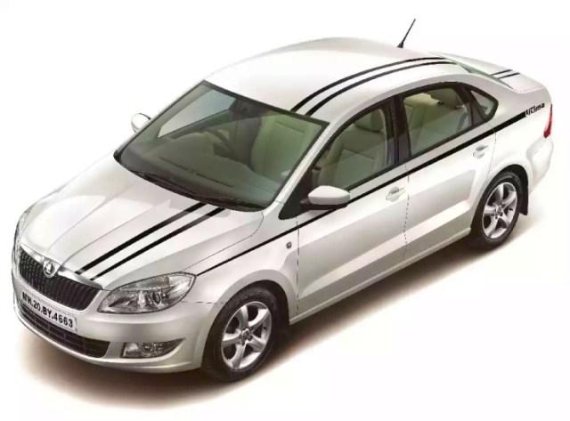 Skoda Rapid C-Segment Sedan Picture