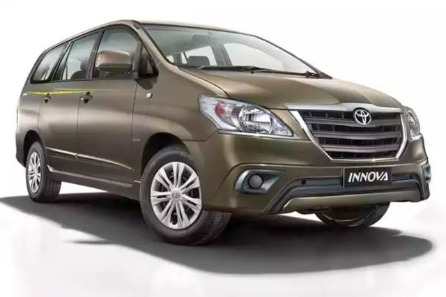 Toyota Innova Limited Edition MPV