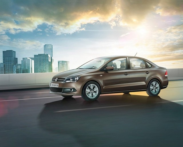 Volkswagen Vento Sedan Facelift 2