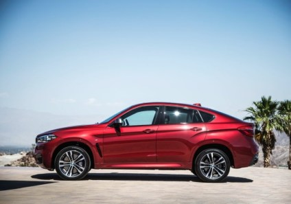 2015 BMW X6 Luxury Crossover 1