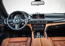 2015 BMW X6 M High Performance Crossover 3