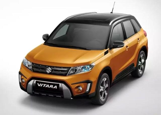 2015 Suzuki Vitara SUV 10
