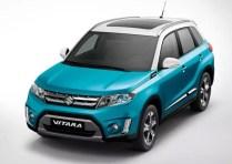2015 Suzuki Vitara SUV 11